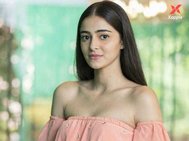 Pati Patni Aur Woh: Ananya Panday received 500 rupees for a nice shot from director Mudassar Aziz
