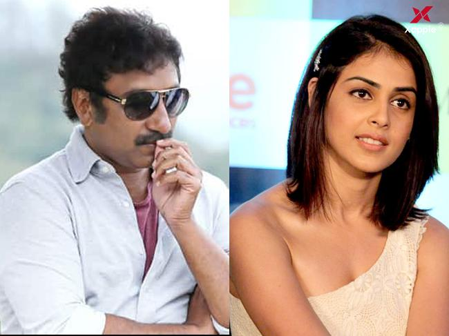 Sreenu Vaitla to direct Genelia D'Souza's comeback flick