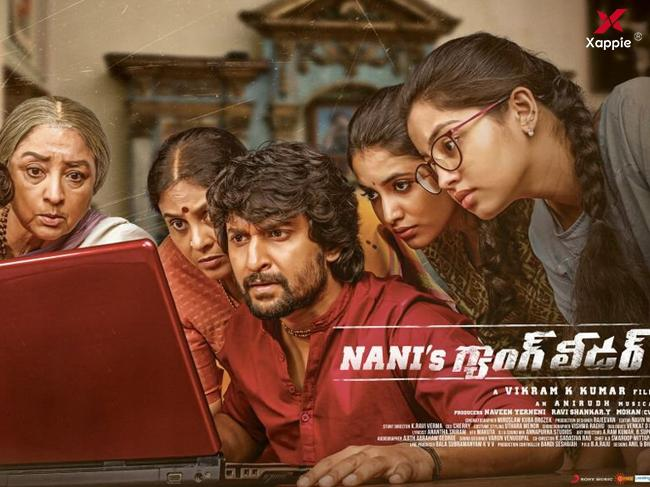 Nani's Gang Leader USA premiers update - Impressive start