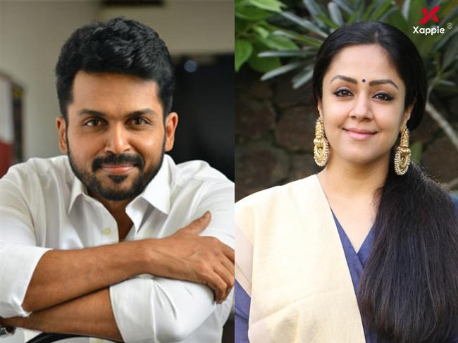 Karthi on his next film with Jyothika: it will have flavours of Drishyam