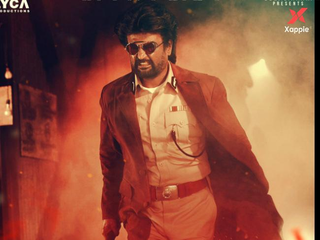 Rajinikanth's Darbar motion poster to release on November 7