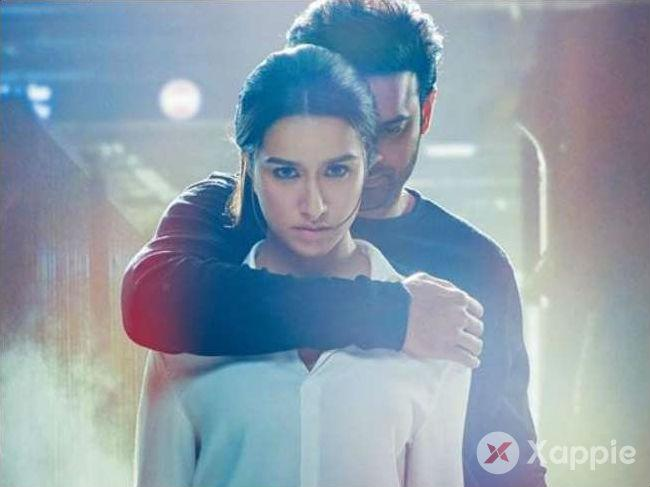 Saaho: Prabhas shares a fascinating poster with Shraddha Kapoor before the release