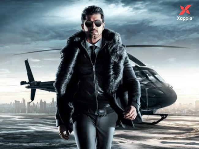 It is Prabhas who suggested my name for 'Saaho' - Arun Vijay