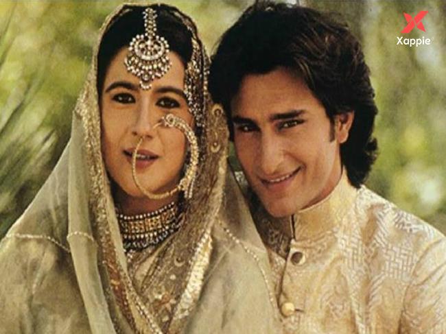 Saif Ali Khan becomes Candid, shares personal details ... Saif Ali Khan Wife Details