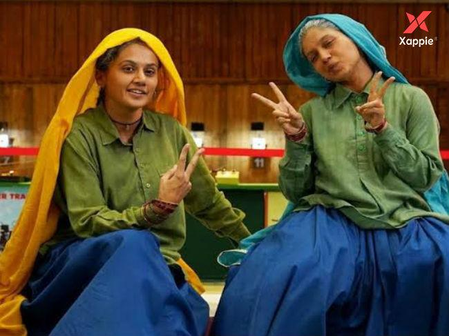 Saand Ki Aankh Box Office Collection Day 5