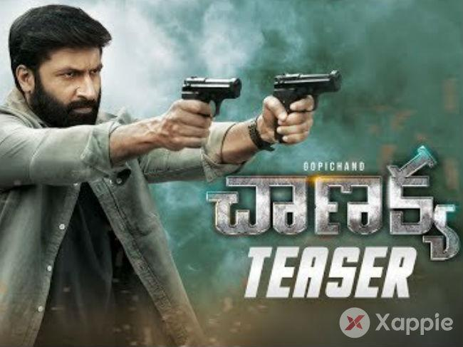 Chanakya teaser out: Gopichand is back in action as RAW agent