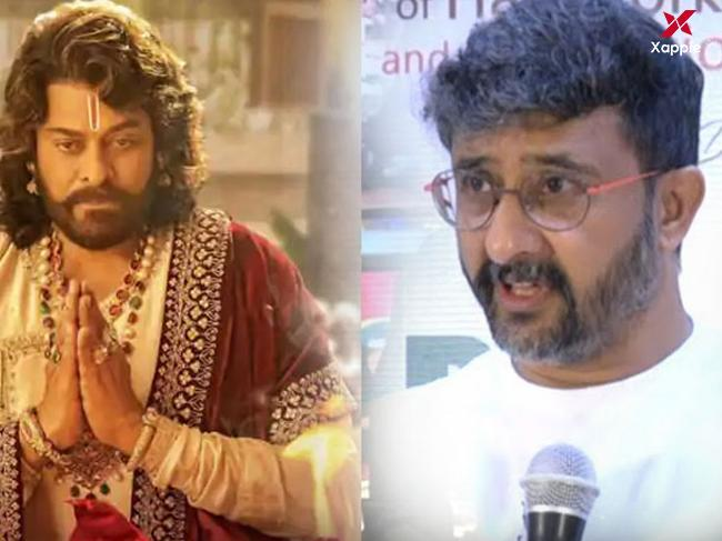 Director Teja's great words about Megastar Chiranjeevi