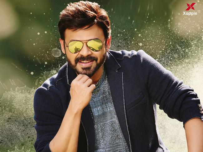 Victory Venkatesh Injured on the sets of Venky Mama!