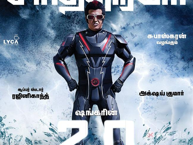 2Point0 first day worldwide collections !