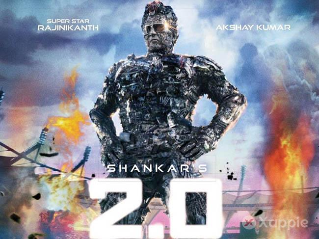 2point0 2 days worldwide collections
