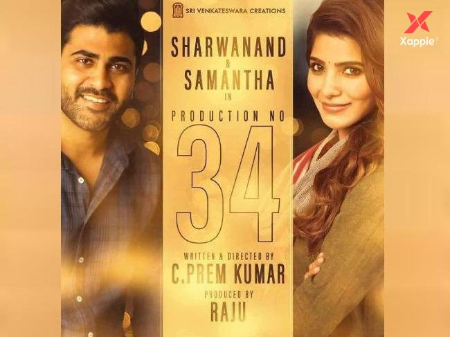 Sharwanand starts shooting for '96' remake!