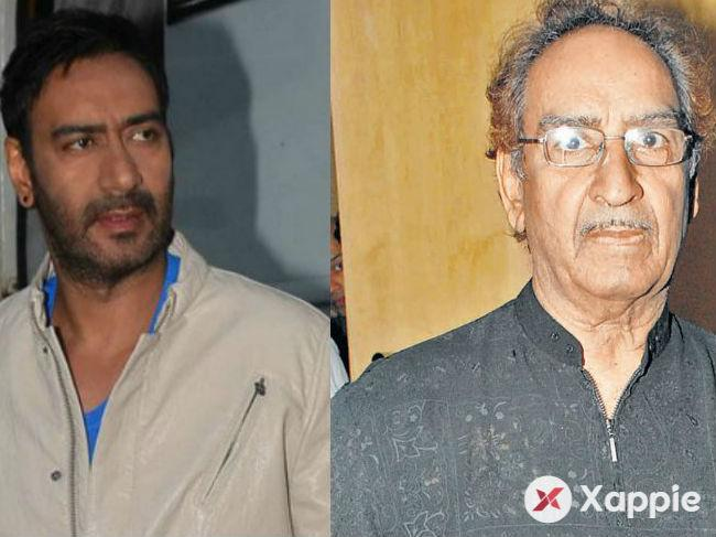 Ajay Devgan's father passed away!