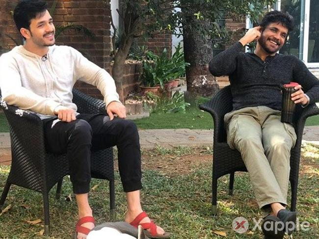 Did Nagarjuna go overboard with Akhil's Mr. Majnu promotions?