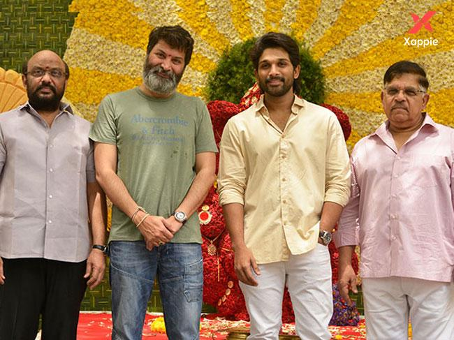 Allu Arjun and Trivikram film for Sankranthi?