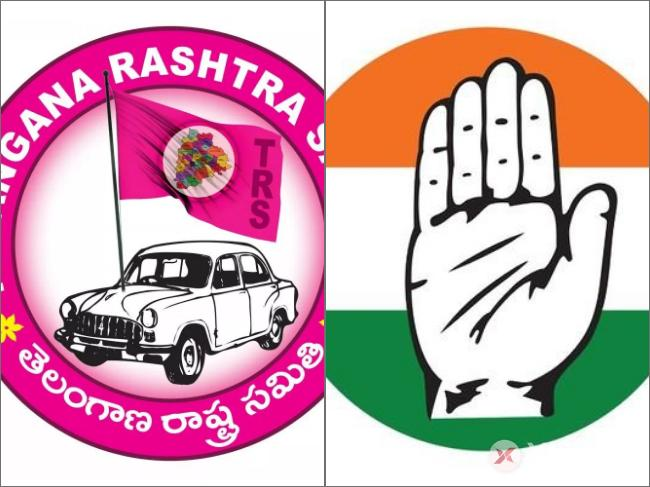 Congress 100kms behind KCR in Campaign and reaching people?