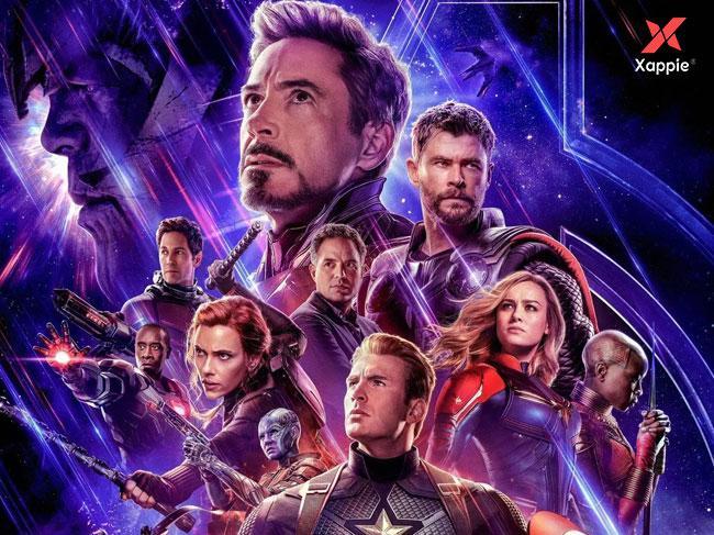 Avengers Endgame 2019   Avengers 4 Full Movie HD Leaked Online by