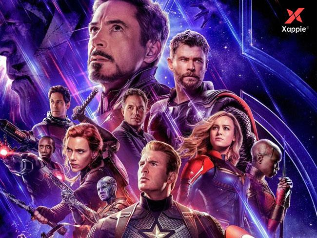 Avengers: Endgame records the highest weekend box office collections in India