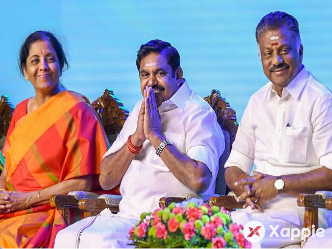 Pannerselvam calls on Nirmala Sitharaman for release to funds