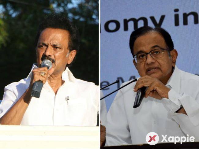 MK Stalin says summons to P Chidambaram due to political vendetta