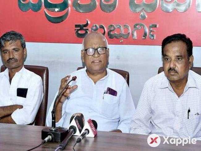 Congress leaders warn the State government on open procurement centers