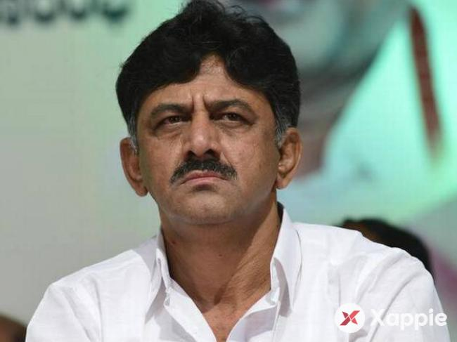 Congress leader DK Shivakumar says, 'Rebels will tear Yeddyurappa apart'