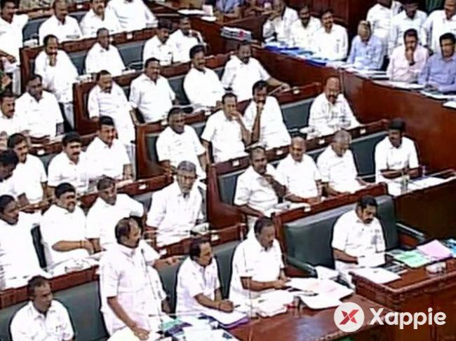 Tamil Nadu MLAs leaves House early to watch India match