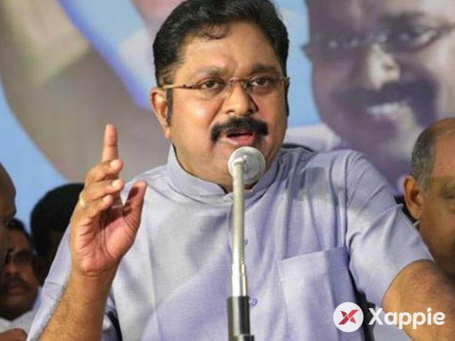 TTV Dhinakaran asks party cadres to break all ties with AIADMK