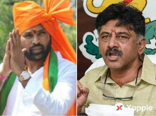 Congress complains about Sriramulu's remark on Shivalli's death to Election Commission