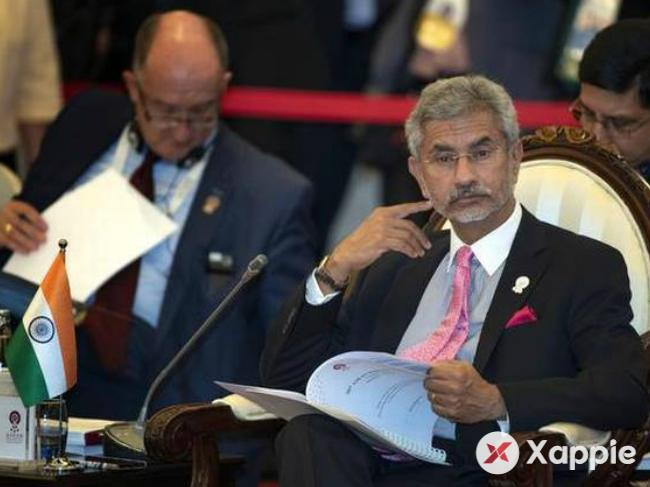 China and Foreign Minister 'Jaishankar' meeting: Kashmir issue was raised