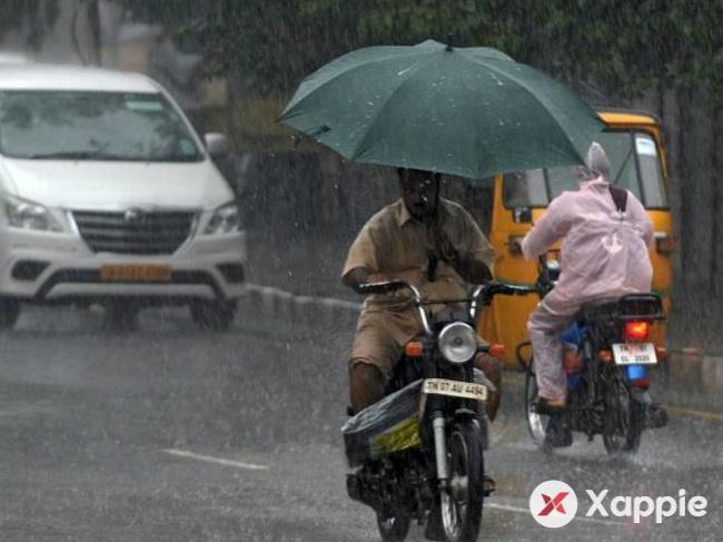 Chennai gets a break from hot and dry weather