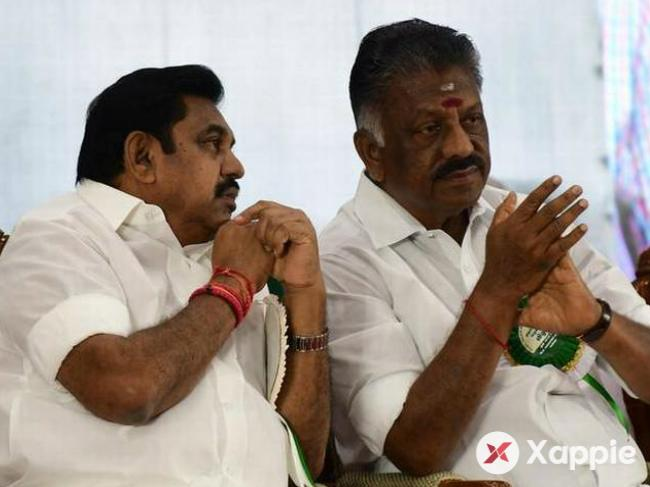 AIADMK district secretaries to meet on 12 June