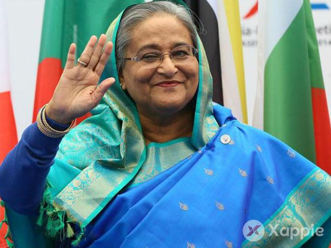 Bangladesh PM Hasina wins in elections
