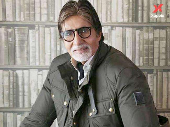 Amitabh Bachchan delivers a 14-minute long take in one shot for Chehre