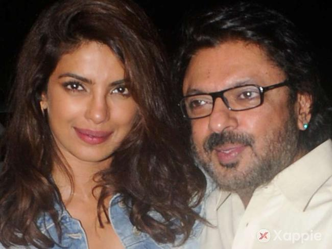 After Inshallah SLB to associate with Priyanka Chopra for the movie Gangubai