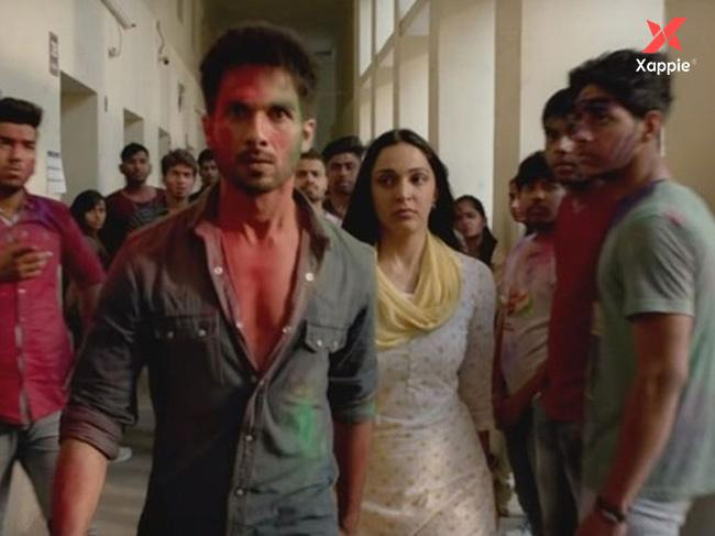 Kabir Singh box office collection Day 9: Shahid-Kiara film earns Rs 164 crore
