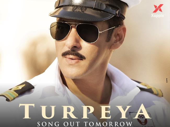 Makers of Salman Khan' Bharat to release a new song Turpeya tomorrow