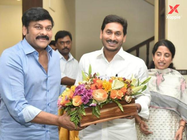 Chiranjeevi was offered Rajya Sabha post from AP CM YS Jagan?