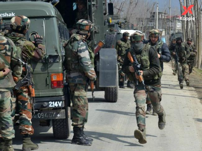 Another encounter killed 3 Jaish terrorists by security forces in J&K