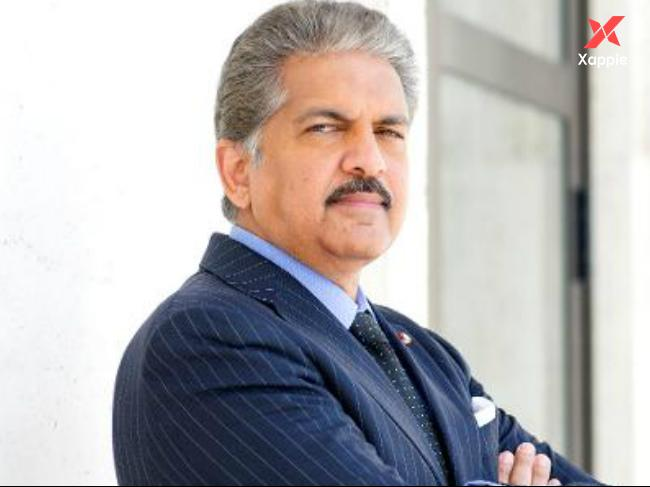 Anand Mahindra repents for not studying Tamil despite his schooling in Tamil Nadu