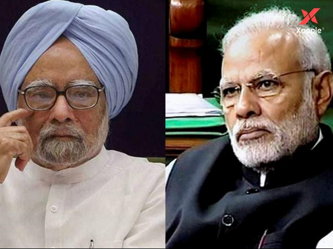 'Mr. Cool' Manmohan Singh fires on Narendra Modi's government