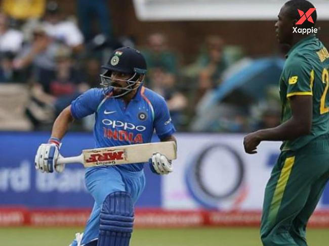 India-South Africa T20I abandoned without a ball being bowled