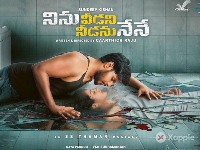 Sundeep's Ninu Veedani Needanu Nene gets good opening