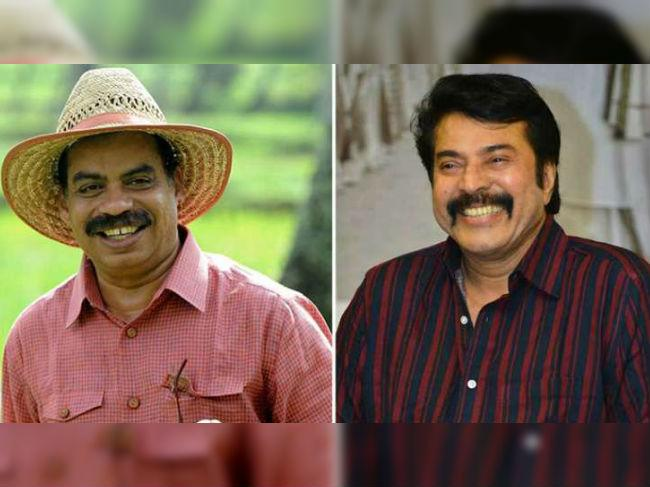 Sathyan Anthikad plans to team up with Mammootty next
