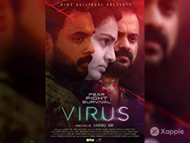 'Virus' official poster out