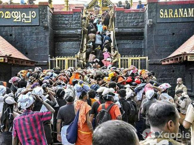 Choppers may fly women devotees to Sabarimala