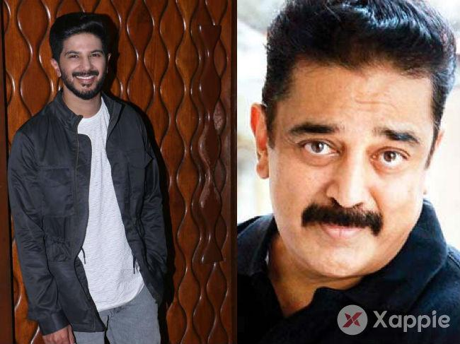 Dulquar in second part of Kamal Haasan? Are the reports true?