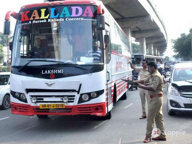 Police record statement of Kallada owner