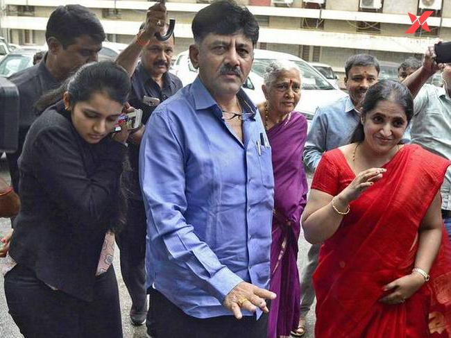 ED calls DK Shivakumar's daughter Aishwarya for questioning in money-laundering case