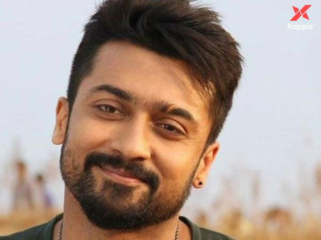 I would to love to play the role YS Jagan on screen - Suriya