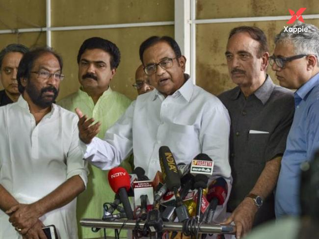 Chidambaram makes controversial statements on BJP on 'Article 370 revocation'